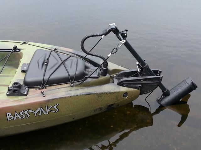 Jackson Kayak Bassyak Kits Bassyaks