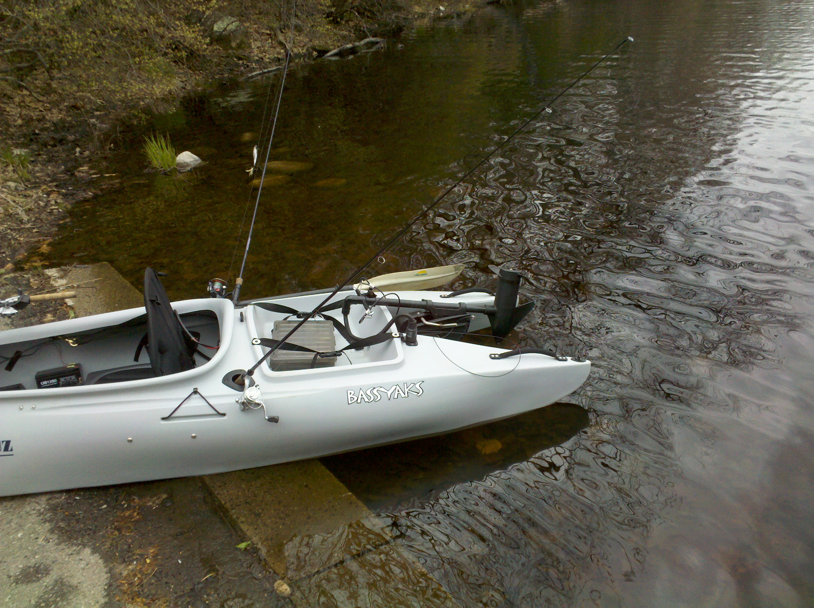 Old Town Kayaks For Sale >> Other Bassyak Kits - Bassyaks