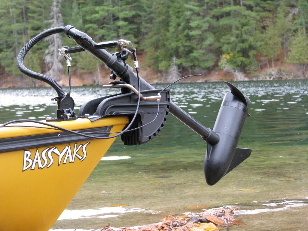 native watercraft bassyak kits