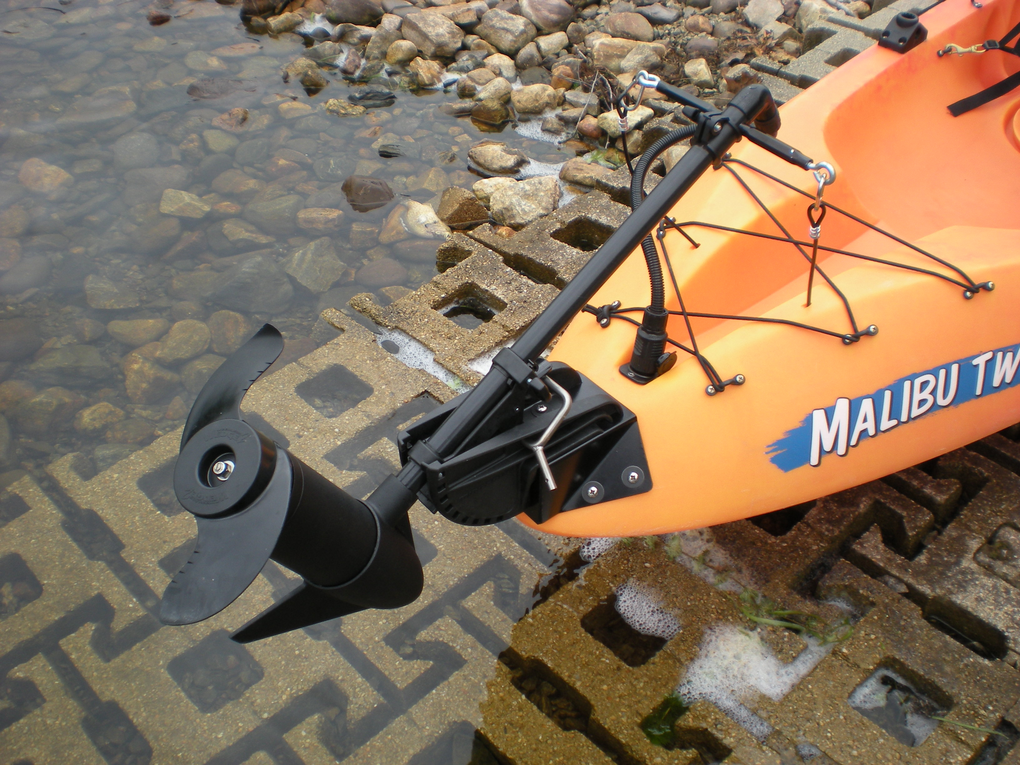 Ocean Kayak Bassyak Kits Bassyaks