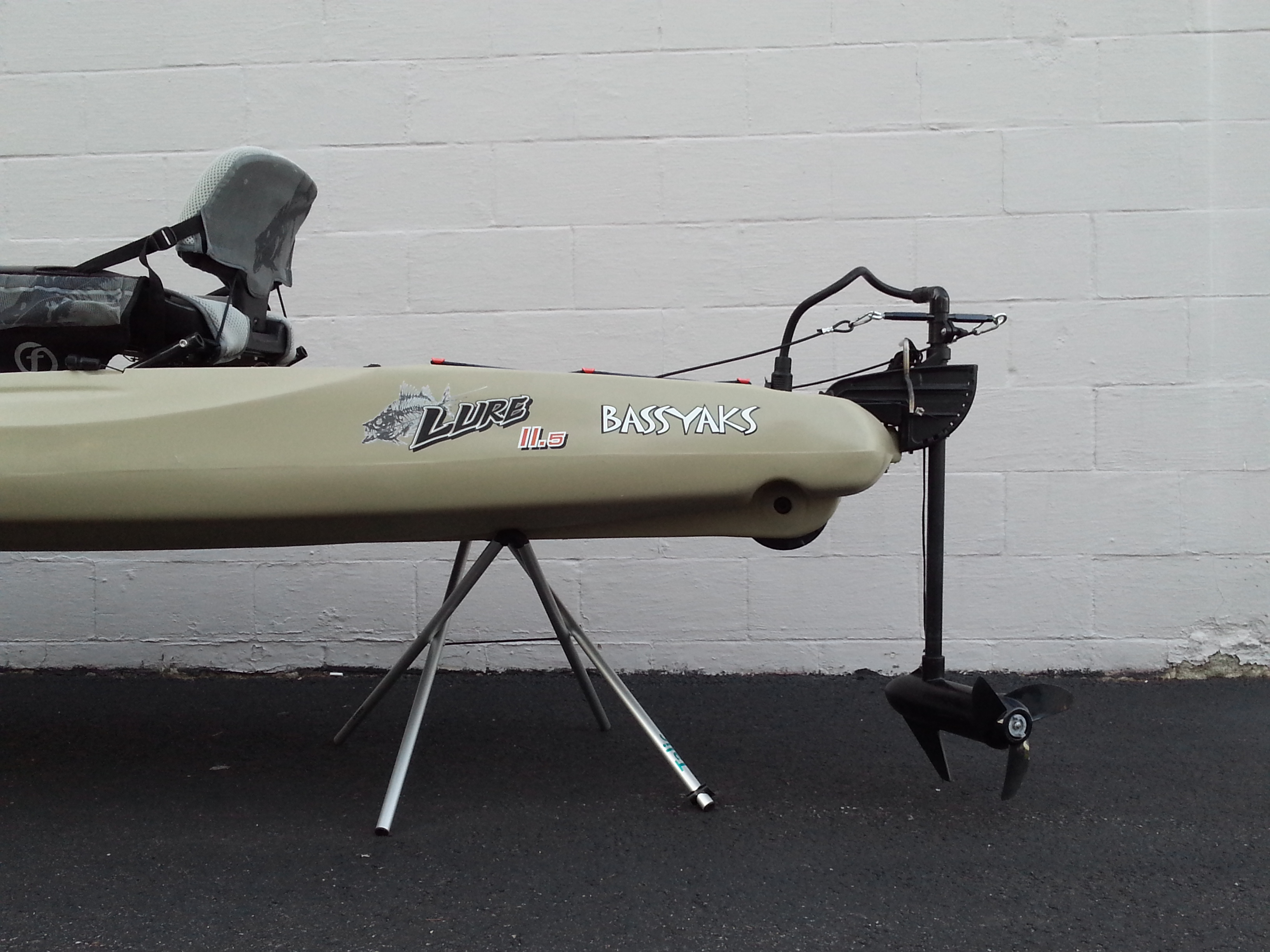 Page not found bassyaks for Feelfree lure 11 5 with trolling motor