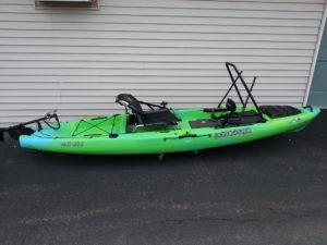 Jackson Kayak Bassyak Kits - Bassyaks