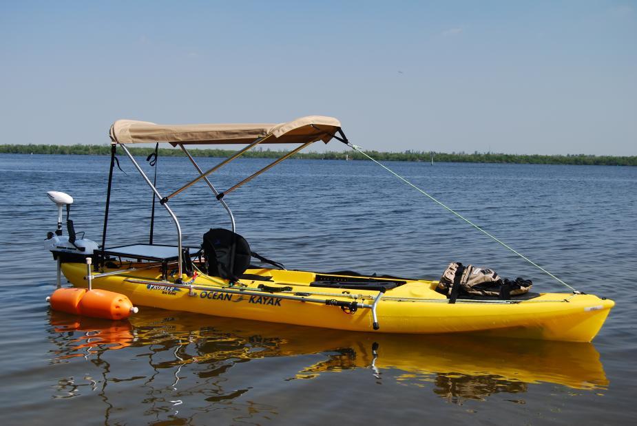 Ascend Kayak Electric Motor
