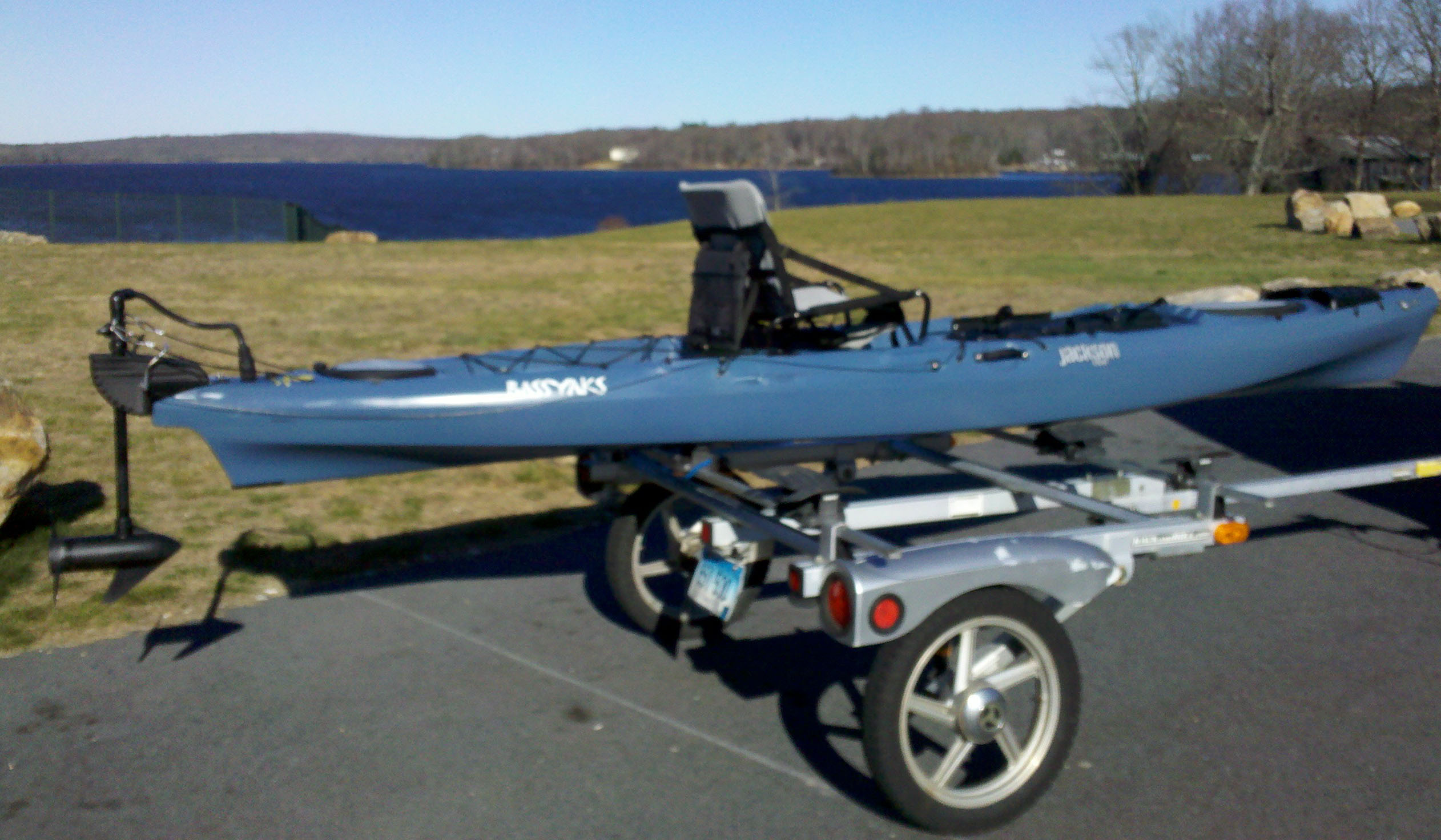 Chapter Diy electric kayak ~ Jamson